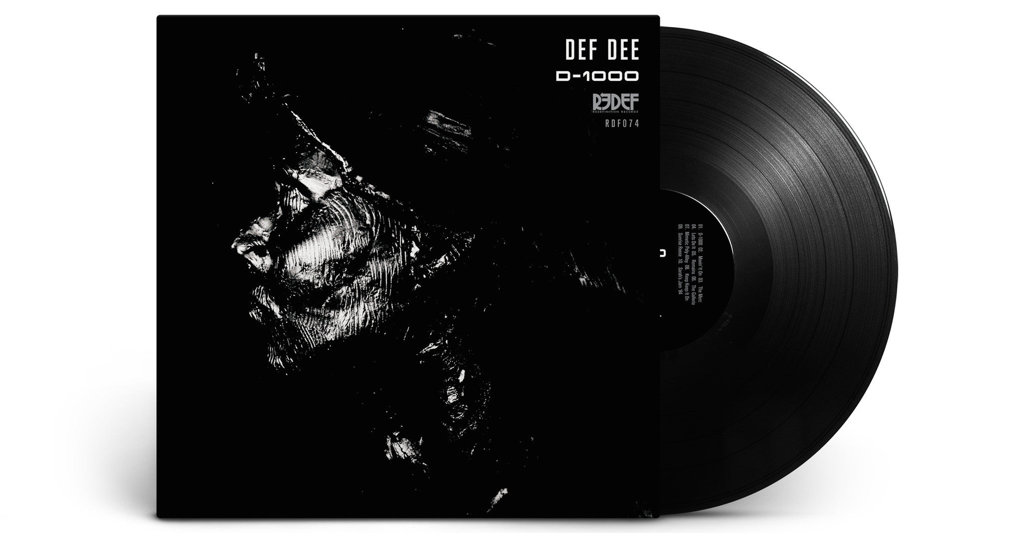 def dee d 1000 limited edition 12 vinyl lp redefinition records