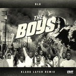 "Klaus Layer ft Blu - The Boys - 45 (Clear & Black Splatter 7"" Single)"