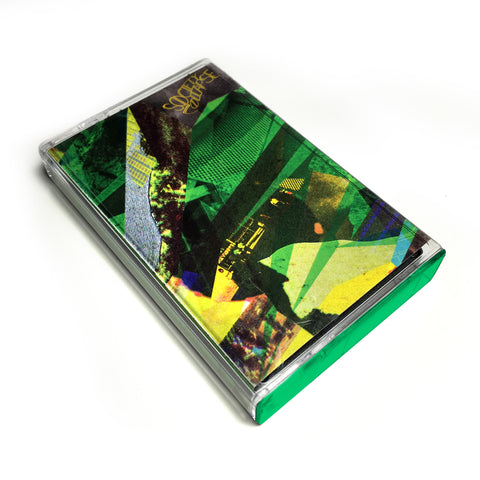 Klaus Layer - Society Collapse (Neon Green Cassette Tape)