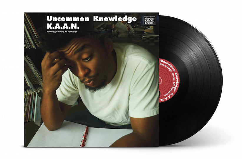 "K.A.A.N. - Uncommon Knowledge - Prod by K-Def (12"" Vinyl)"