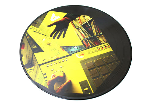 "Damu the Fudgemunk - Untitled, Vol. 2 (Picture Disc - 12"" EP)"