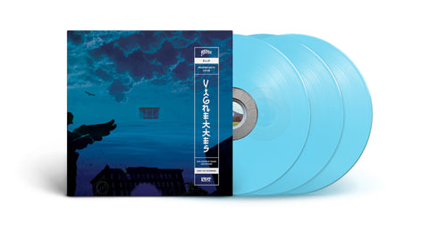 Damu The Fudgemunk - Vignettes (3LP, Blue Vinyl)