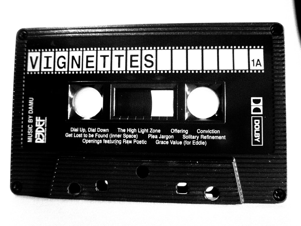 Damu The Fudgemunk - Vignettes (2 x Cassette Tape)