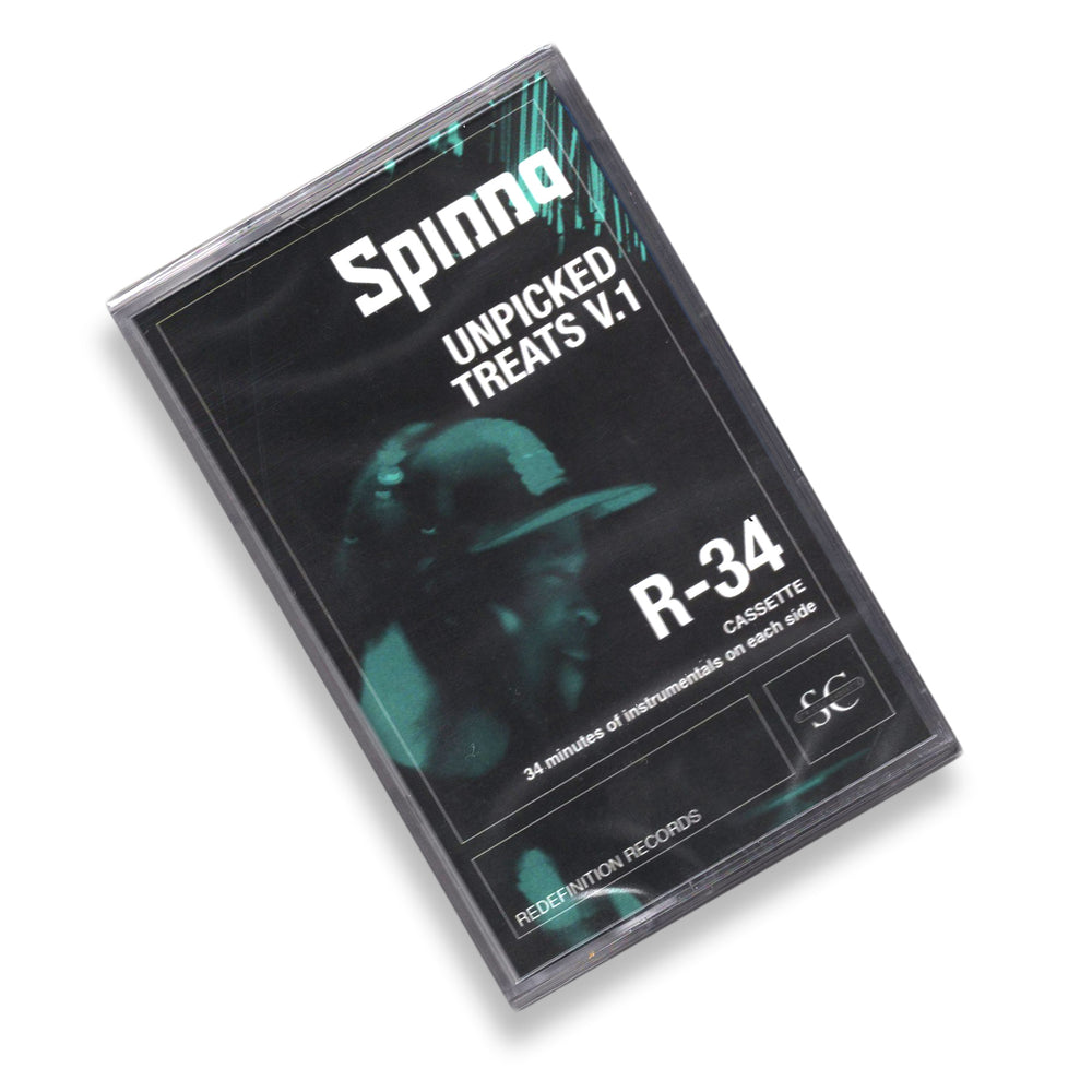 DJ Spinna - Unpicked Treats, Volume 1 (Cassette)
