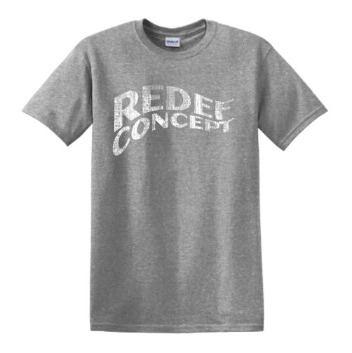 Redef Concept (Graphite Heather T-Shirt)
