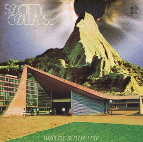 Klaus Layer - Society Collapse (Deluxe Color Vinyl LP w/ Bonus 45 & Poster)