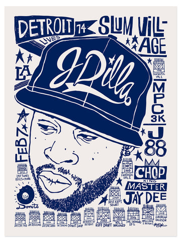 J Dilla The King