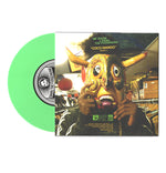 "MF DOOM & Damu The Fudgemunk - Coco Mango, Sliced & Diced (7"" - Green Vinyl)"