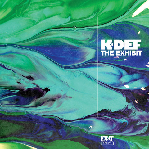K-Def - The Exhibit featuring Blu (VINYL LP, BLACK)
