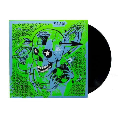 K.A.A.N. - Subtle Meditation (LP - Black Vinyl)