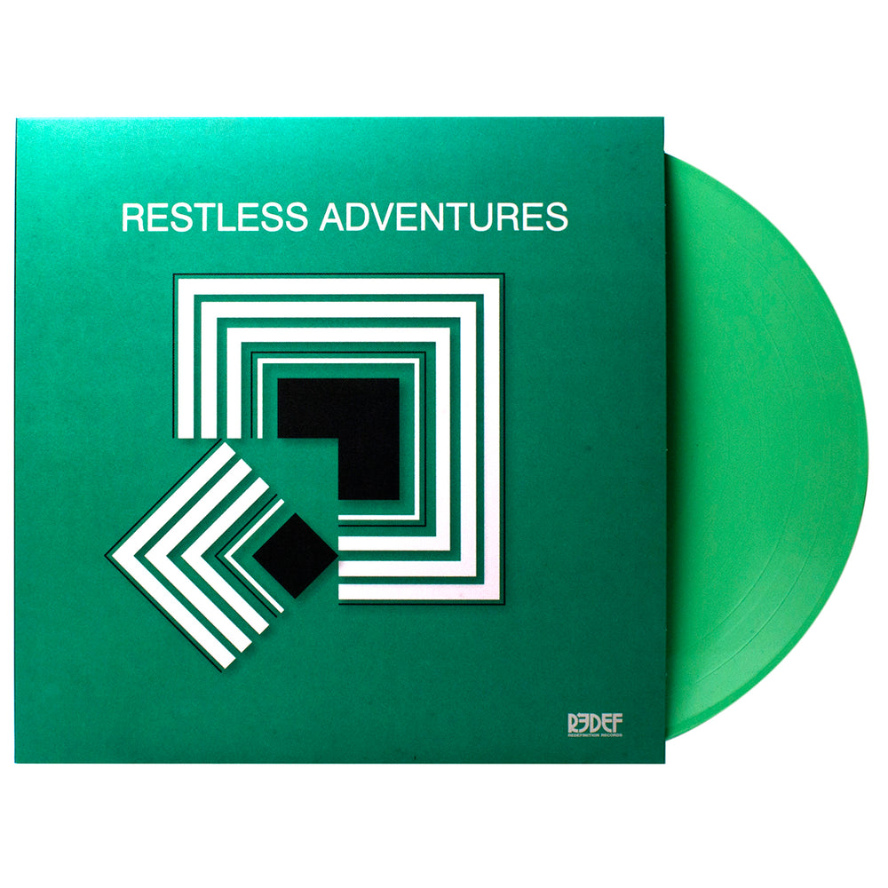 Klaus Layer - Restless Adventures (LP, Mint Green Vinyl)