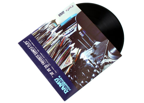 "Damu The Fudgemunk - Top 20 Sample Flips Mixtape (12"" Black Vinyl LP)"