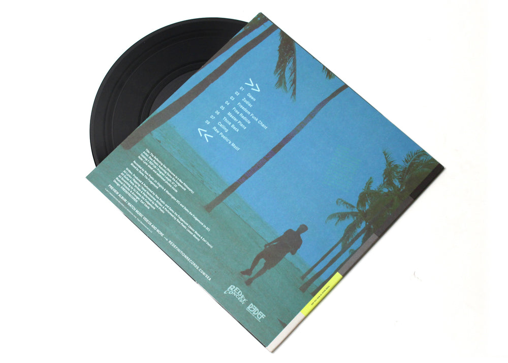 Damu The Fudgemunk & Raw Poetic - The Reflecting Sea (Welcome to a New Philosophy) (LP - Black Vinyl)