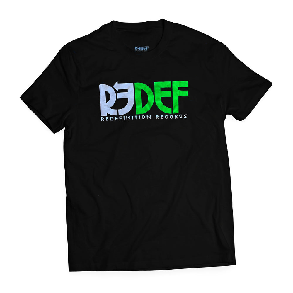 Redef Logo Shirt (Black)