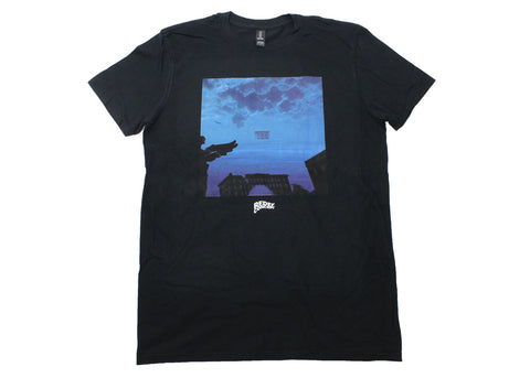Vignettes Album Cover (Premium T-Shirt - Black)
