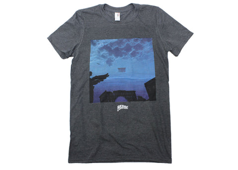 Vignettes Album Cover (Premium T-Shirt - Dark Heather Gray)