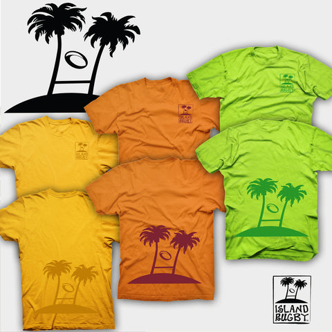 Island Rugby T-shirt