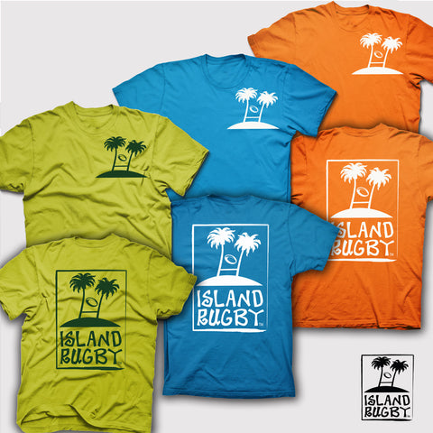 Island Rugby Brand T-shirt