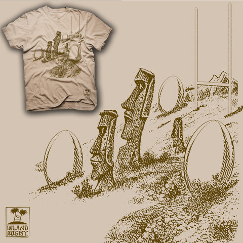 Easter Island Rugby T-shirt