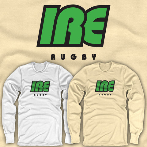 Ireland Rugby Thermal Rugby Shirt