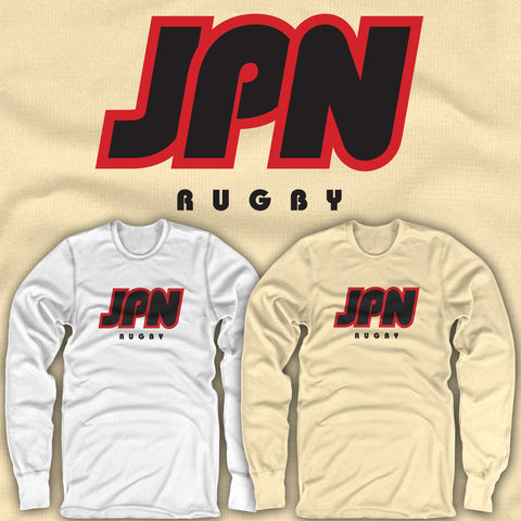 Japan Rugby Thermal Rugby Shirt