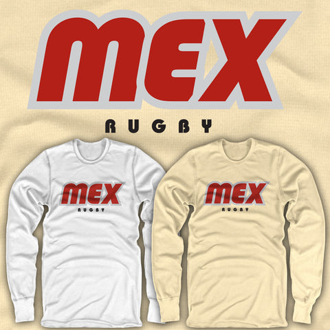 Mexico Rugby Thermal Shirt