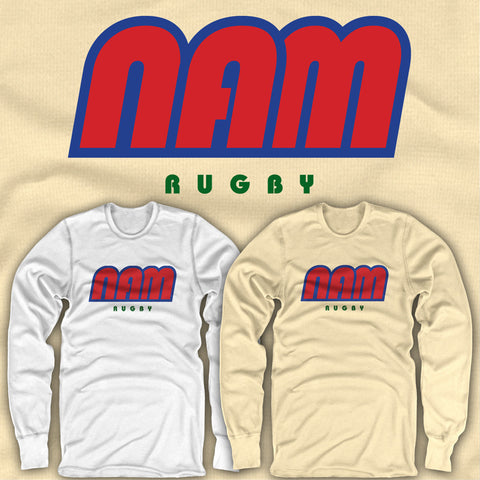 Namibia Rugby Thermal Rugby Shirt