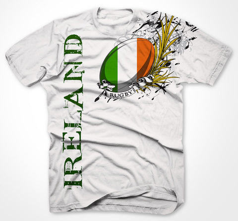 Ireland Rugby BIG PRINT t-shirt