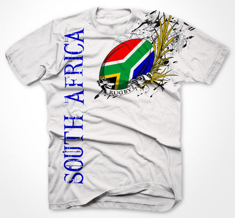 South Africa Rugby BIG PRINT t-shirt