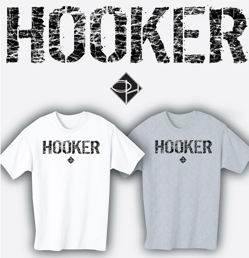 Hooker Rugby Position T-shirt