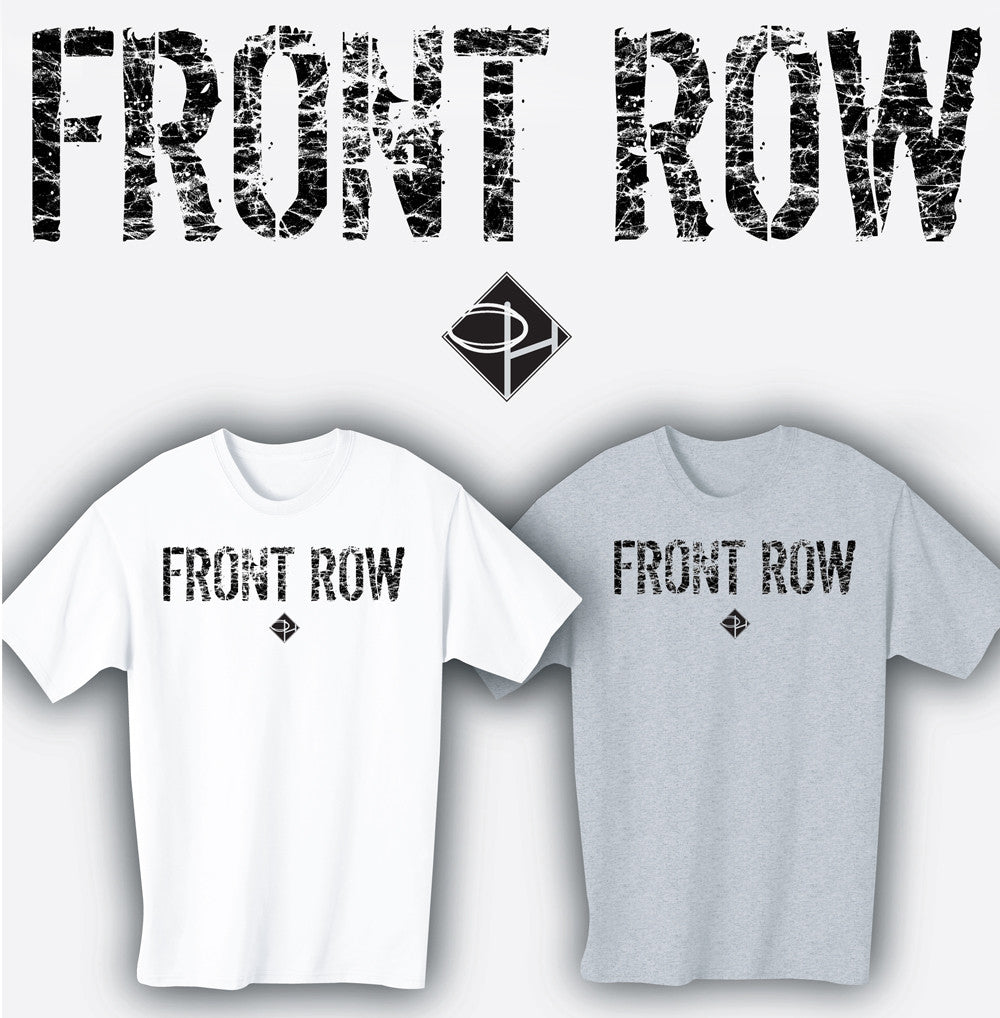 Front Row Rugby Position T-shirt
