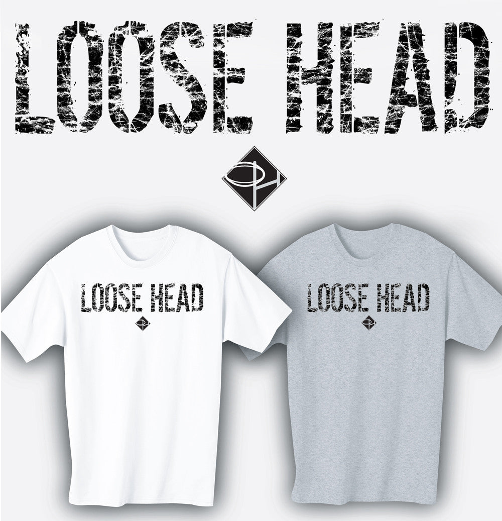Loose Head Rugby Position T-shirt