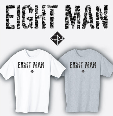 Eight Man Rugby Position T-shirt