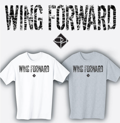 Wing Forward Rugby Position T-shirt