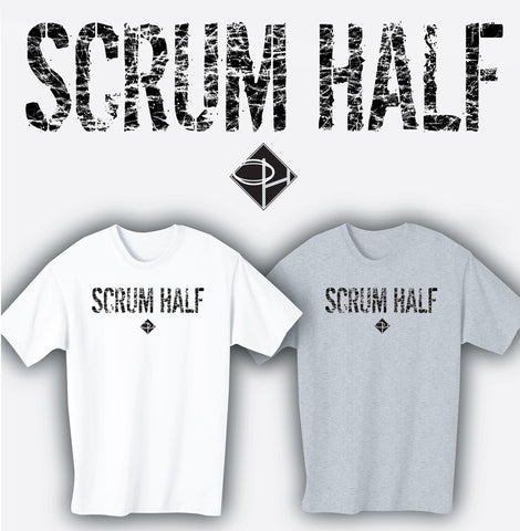 Scrum Half Rugby Position T-shirt