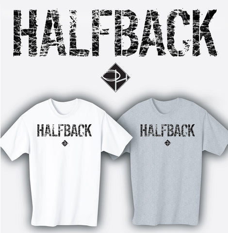 Half Back Rugby Position T-shirt