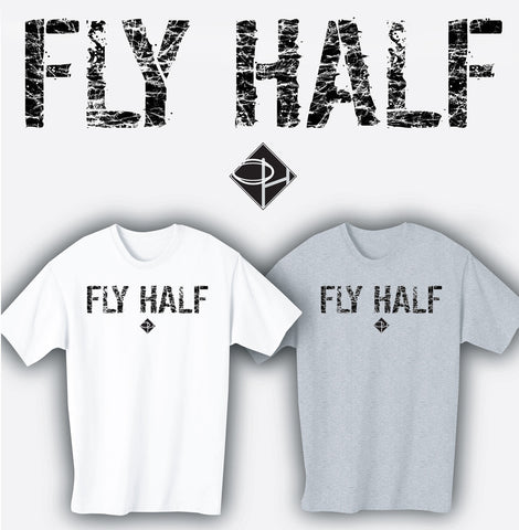 Fly Half Rugby Position T-shirt