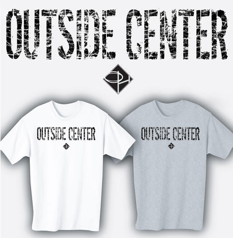 Outside Center Rugby Position T-shirt