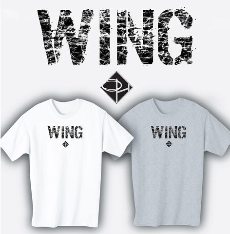 Wing Rugby Position T-shirt