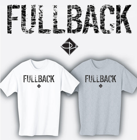 Full Back Rugby Position T-shirt
