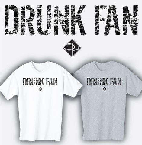 Drunk Fan Rugby Position T-shirt