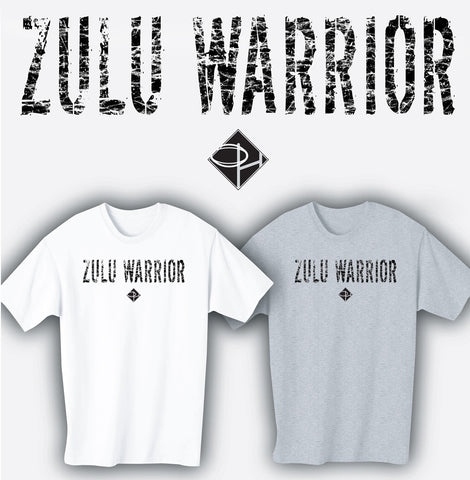 Zulu Warrior Rugby Position T-shirt