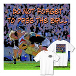 Don't Forget to Pass The Ball Rugby T-shirt