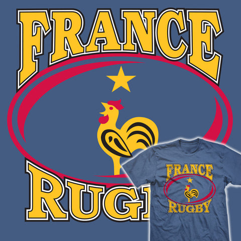 France Rugby T-shirt
