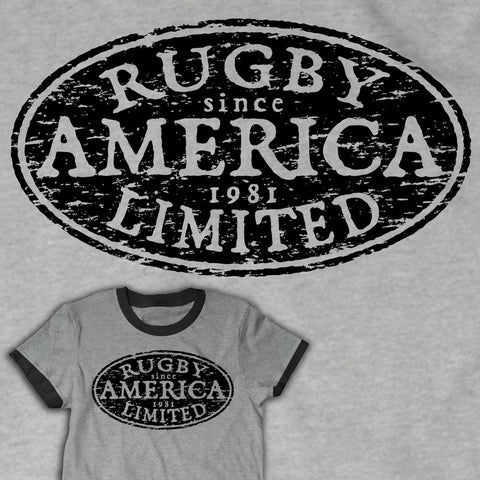 Rugby America Brand T-shirt