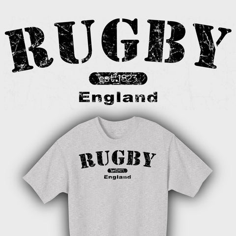 Rugby est. 1823 England T-shirt