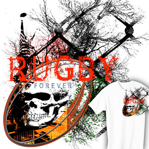 Rugby Forever T-shirt