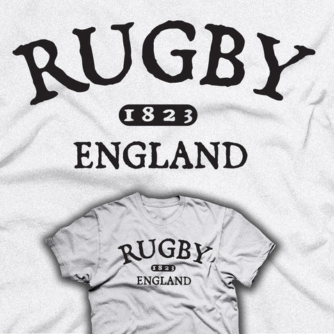 Rugby 1823 England T-shirt