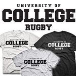 University of College Rugby T-shirt