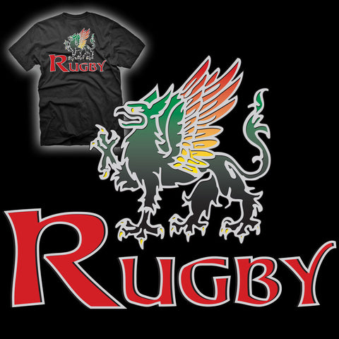 Rugby Griffin T-shirt